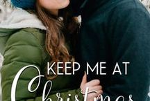 Keep Me at Christmas— Jack and Luciana / Jack and Luciana— a Romano Family novella.
