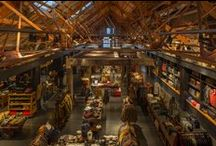 Visit Filson Around the Globe / A map of the Filson locations around the world.