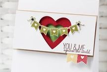 Wedding and Valentine Cards / Handmade Cards