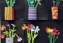 Kinder crafts / Cutesy crafts / by Anna Corley