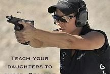 Tactical, Firearms and Archery / Tactical, archery, firearms, guns, ammo, bow and arrow, girls and guns, hunting, self defense, carry, permit to carry, conceal and carry, hand gun, shot gun,  / by Jennifer Espeseth