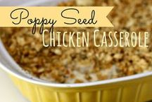 Recipe Loves--Casseroles