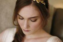 . wedding / hair makeup & jewelry . / wedding hair , wedding makeup , wedding jewelry