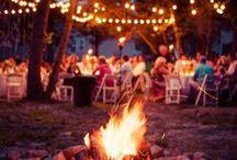 . wedding / reception .
