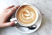 . coffee / tea .