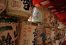日本・酒樽(sakadaru) / 菰樽(komodaru)