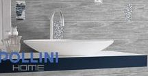 Bathroom furnishing / Ideas and projects for tops, bathtubs and other furnishing elements for the bathroom