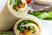 Healthy Lunch + Dinner / Healthy lunch + dinner ideas. Salads, salad dressing recipes. Healthy wraps, burgers, sandwiches. Meal prep ideas. Soups, stews. Galettes, tarts. A lot of quinoa and avocado. Probably too much hummus. Everything healthy - from vegan salad bowls, to chicken burritos. A lot of gluten + dairy free recipes. Some paleo lunch + dinner recipes thrown in. Healthy, yet delicious.