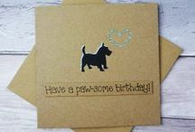 Terrier cards, gifts and home decor featuring dogs (including West Highland Terriers) / Cards with terriers, gifts featuring terriers, home decor with terriers, including dogs such as West Highland Terriers,