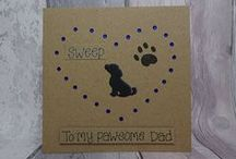 Pet memorial items, memorials, dogs, cats, beloved pets