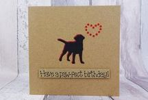 Labrador cards, gifts, accessories and home decor (Black Labrador, Yellow Lab)