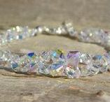 Crystal Bracelets made with Swarovski Crystals