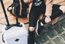 Tips ❤️ Travel in Style / Comfy yet stylish!