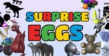 Surprise Eggs / Surprise Eggs.  Download this app! Android: https://play.google.com/store/apps/details?id=com.chamomilesoftware.surpriseeggs  YouTube Channel: https://www.youtube.com/channel/UCBYghg0GiH8JmMVWAJxYsgA  Visit our Facebook Page: https://www.facebook.com/ChamomileSurpriseEggs/  Twitter: https://twitter.com/ChamomileEggs  Surprise Eggs is all about opening eggs and finding the toys inside.  It is completely ad-free and 100% fun!