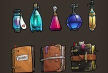 Illustrations, characters-Rajzok, illusztrációk / Illusztráviók minden mennyiségben.