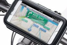 BIKE PHONE HOLDERS / Handy and sturdy handlebar phone holders. Adjustable grip with 360° rotation and fits ALL phone sizes. Regular or waterproof holders of your choice. This sturdy phone mount is a perfect choice when using your phone for the navigation purposes or playing your favourite tune. Tags: cell phone holder, phone mount, bike phone holder, bike phone mount, phone holder for bike, motorcycle cell phone holder, motorcycle cell phone mount