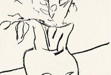 art:  sketches & illustrations