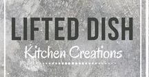 Lifted Dish | Vegan Kitchen Creations / Easy and elegant vegan recipes from my kitchen to yours. Follow for all my latest vegan recipes- many are gluten-free too!