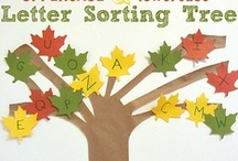 Autumn and Thanksgiving / Need some ideas for your kids for Autumn or Thanksgiving? Here are some fun crafts and recipes!