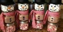 ***Crafts: Mason Jar Ideas*** / Cute and creative uses for mason or canning jars, crafts and home decorating ideas for when you're feeling crafty.