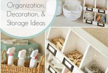 ***Home: Cleaning, Organization & Repair DIY*** / Get your geek on- tutorials for home organization, repair, and other household hacks.