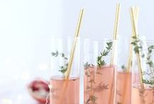Cocktails & Spirits / Nothing like a delicious cocktail to complement a fabulous event.