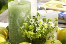 Candle fun / Candles + Fragrance + Parties = PartyLite