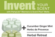 Invent Your PartyLite Scent