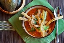 Splendid Soups ~ Soups, stews, chili