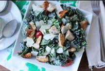 All Green ~ Salads