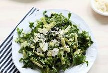 Kale Recipes / Kale is a phenomenon and I am happy to embrace it.