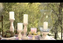 Home Trends 2012 / Fall/Holiday 2012 Home Decor Trends: Back to Basics, Natural Elements, Tradition with a Twist and Innovation Illumination. www.PartyLite.com