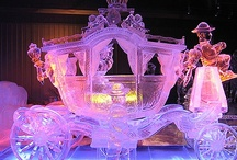 ice carvings / by Catherine