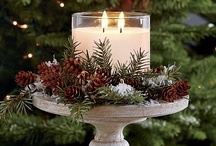 PartyLite Chalet Collection / The Chalet Collection candle accessories conjure up romantic images of a rustic home setting – a cozy, intimate cocoon nestled in a natural, woodsy environment.  / by PartyLite