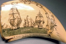 scrimshaw / by Catherine