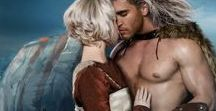 """TWIN PASSIONS by Miriam Minger / Fall in love with the powerful Viking warrior in Miriam Minger's TWIN PASSIONS (Captive Brides, Book 1)!    """"Five stars! A fabulous debut!"""" -- Romantic Times   **Winner of a Best Medieval Historical Romance Award from Romantic Times**"""