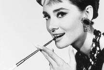 ICONE: Audrey Hepburn  / by Urania Pantini
