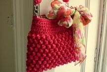 Cro-Shay: Bags & Baskets ♥ crochet / handbags, purses, baskets, pocket books, wallets, iPod covers, cases / by Shay Amburn