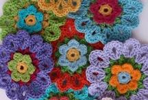Cro-Shay: Flowers ♥ crochet / by Shay Amburn