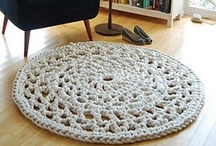 Cro-Shay: Rugs & Mats ♥ crochet / mats, rugs / by Shay Amburn