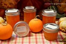 Canning, Dehydrating, and Freezer Ideas / by Carol Milligan