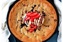 ***Recipes: Cookies*** / Cookies make me happy! The very best cookie recipes from around the internet.
