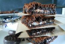 Brownies + Blondies / All my favorite brownie, blondie, and bar recipes!!