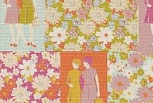 Sew Modern Fat Stack 4 #sewmodernstack / City Girls at the Apple Farm by September #sewmodernstack / by Three Janes Design