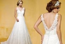 Jasmine is Lovin' Lace / Lace wedding dresses by Jasmine Bridal / by Jasmine Bridal