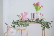 Bar Carts / by Fashionable Hostess
