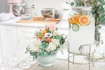 Summer Dinner Party Menu / by Fashionable Hostess