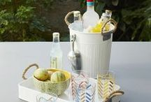 Summer Entertaining Shopping List / by Fashionable Hostess