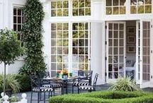 Patios / by Fashionable Hostess