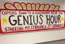 School: Genius Hour